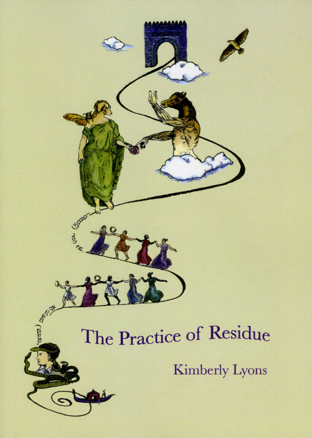 The Practice of Residue by Kimberly Lyons