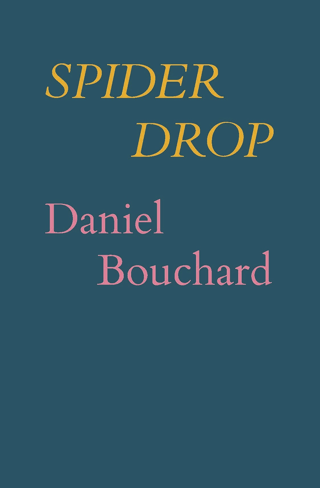 Spider Drop cover